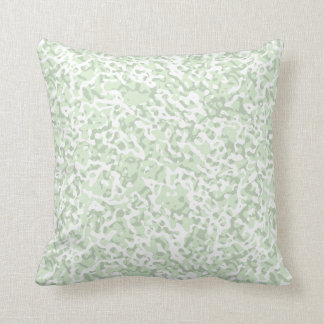 Pick Your Pastel Color Marble Look Throw Pillow 3