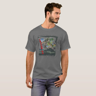 Pickens County Photo t-shirt