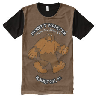 PICKETT MONSTER - Have You Seen It?