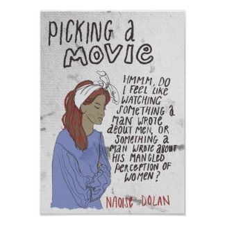 Picking a movie poster