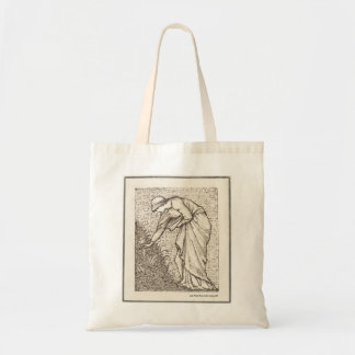 Picking Flowers Tote Bag