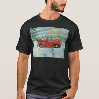 Picking up the Tree for Christmas T-Shirt
