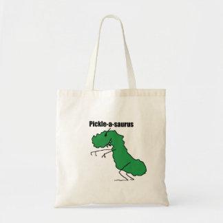 Pickle-a-saurus Tote