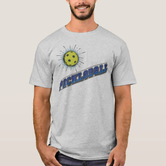 Pickle Ball Starburst T-Shirt