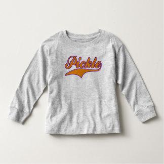 Pickle (Orange / Purple) Toddler T-shirt