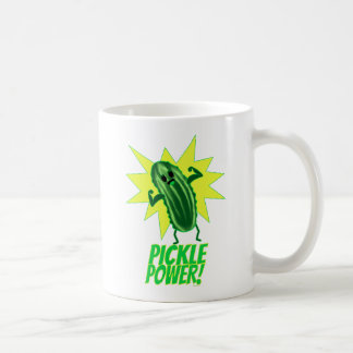 Pickle Power! Coffee Mug