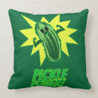 Pickle Power! Throw Pillow