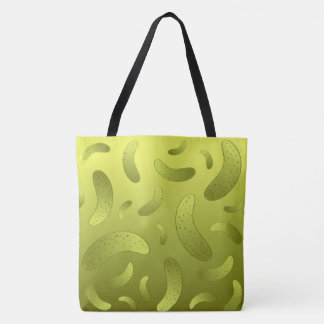 Pickle Purse | Funny Dill Pickles Tote Bags