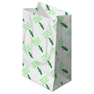 PICKLE SMALL GIFT BAG