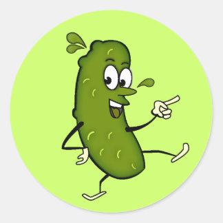 Pickle Sticker