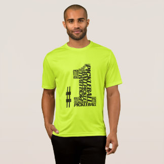 Pickleball #1 Series T-shirt