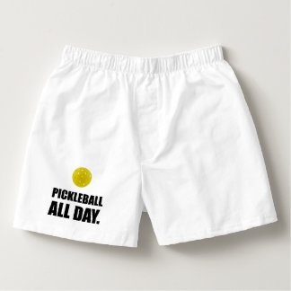 Pickleball All Day Boxers