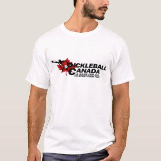 Pickleball Canada Organization Logo T-Shirt