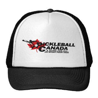 Pickleball Canada Organization Logo Trucker Hat
