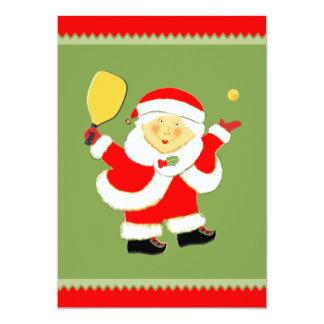 Pickleball Christmas Card