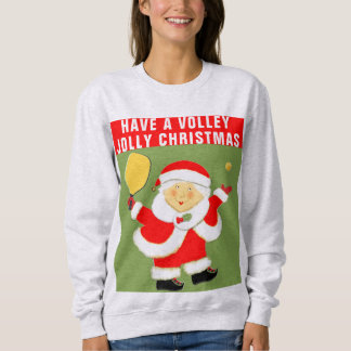 pickleball Christmas Sweatshirt