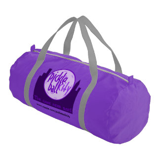 Pickleball City Gym Bag
