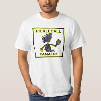 Pickleball Fanatic Gifts & T Shirts
