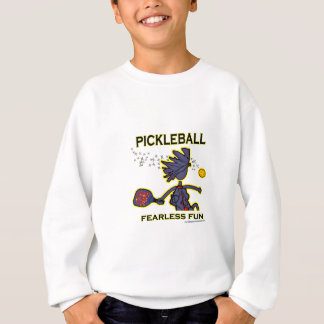 Pickleball Fearless Fun Sweatshirt