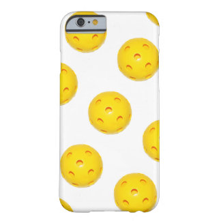 Pickleball Gear Barely There iPhone 6 Case