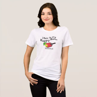 pickleball happy hour T-Shirt