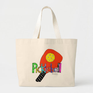 Pickleball Large tote