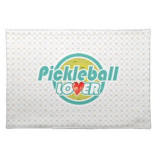 Pickleball Lover 2-2B Options Placemat