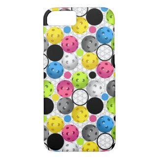 Pickleball Print Case-Mate iPhone Case