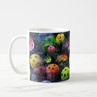 Pickleball Print Coffee Mug