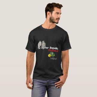 Pickleball T-Shirt - Black