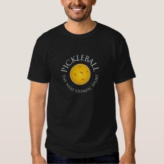 Pickleball The Next Olympic Sport Dark T-Shirt