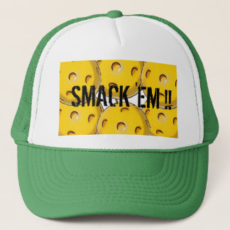 Pickleball trucker hat