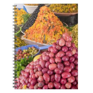 Pickled Food At Market Notebook