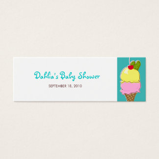 Pickles and Ice Cream Gift Tags