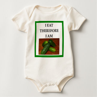 pickles baby bodysuit