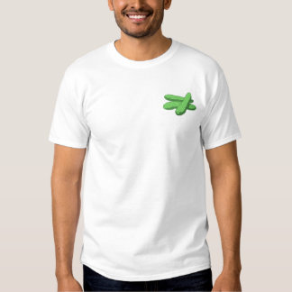 Pickles Embroidered T-Shirt