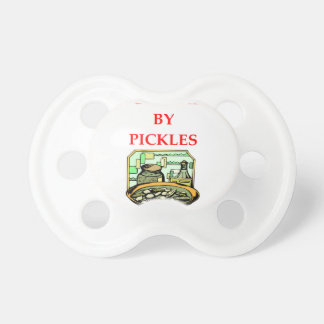 PICKLES PACIFIER