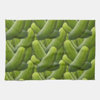 Pickles; Pickle Kitchen Towel