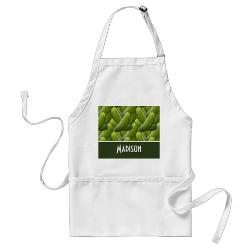 Pickles; Pickle Pattern Aprons
