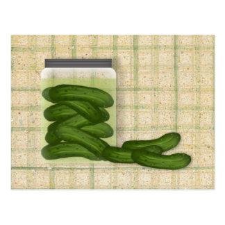 Pickles Recipe Card