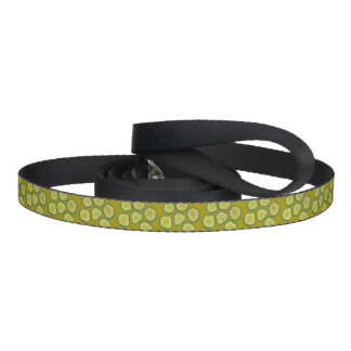 Pickles the Dog Green Kosher Dill Pickle Chips Pet Leash
