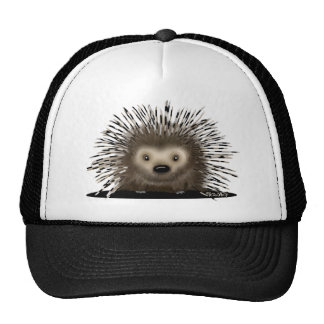Pickles The Porcupine Trucker Hat