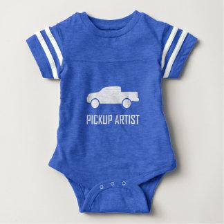 Pickup Artist Truck Baby Bodysuit