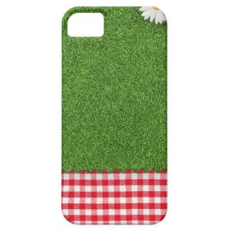 Picnic And Grass Themed IPhone 5 case