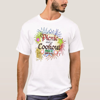 Picnic and/or cookout 2011 T-Shirt