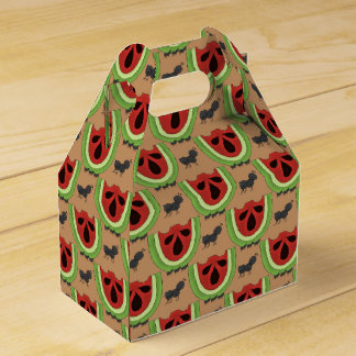 Picnic Ant Pattern Favor box