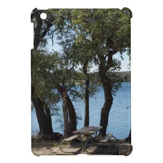Picnic at the Lake iPad Mini Cases