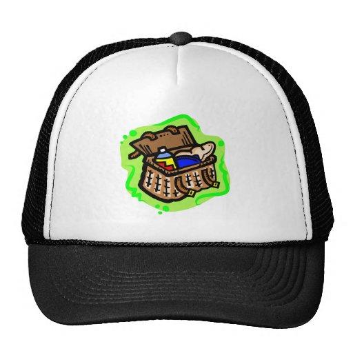 Picnic Basket Hats