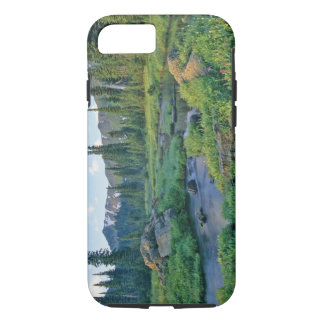 Picnic Creek in the Jewel Basin of the Swan iPhone 7 Case