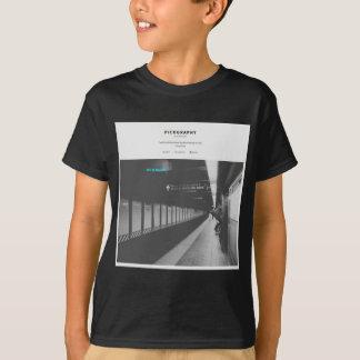 picography VCVHRecords Vic Inc Store T-Shirt